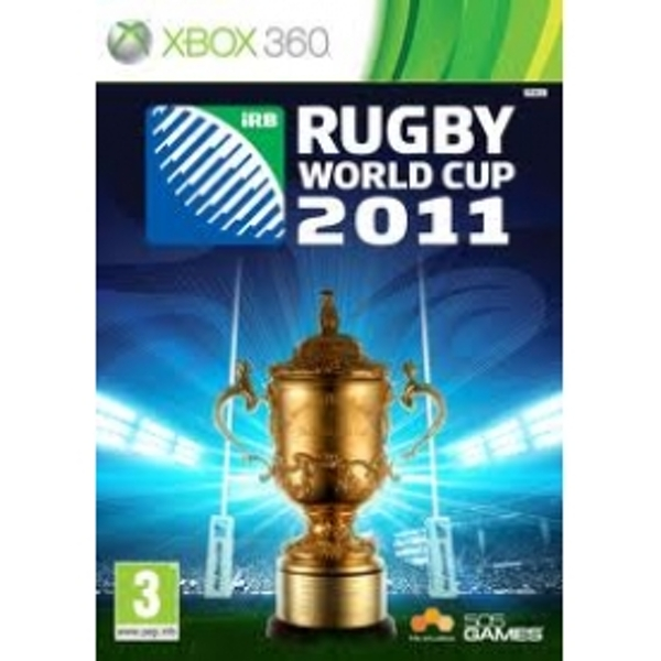 Rugby World Cup 2011 Game Xbox 360