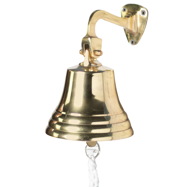 Wall Mounted Door Bell | M&W Gold