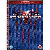 The Amazing Spider-Man/The Amazing Spider-Man 2 DVD