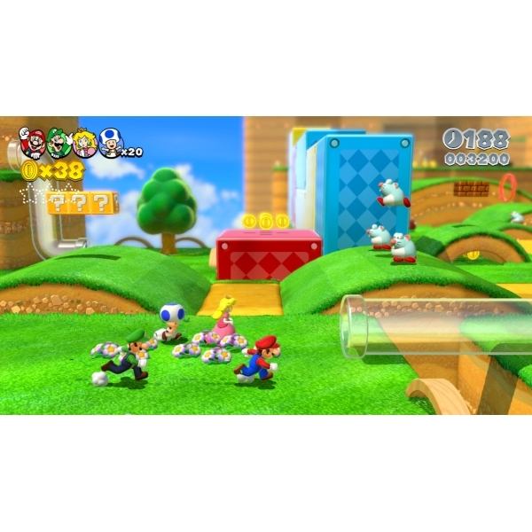 Super Mario 3D World Game Wii U - Image 2