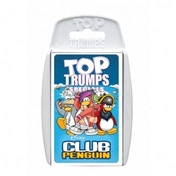 Top Trumps Club Penguin Card Game