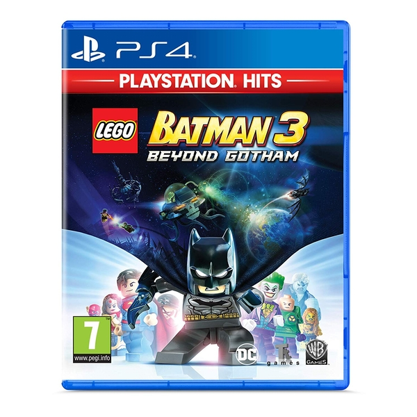 Lego Batman 3 Beyond Gotham PS4 Game (PlayStation Hits)