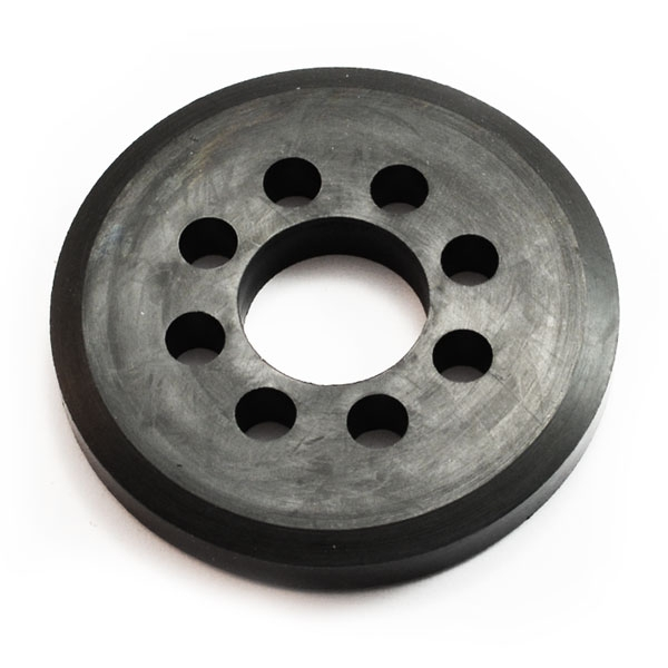 Fastrax Tru-Start Rubber Wheel