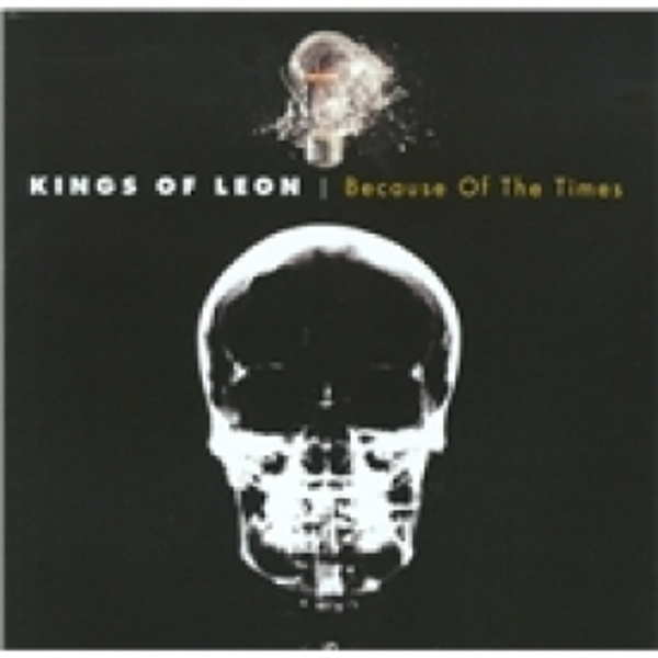 Kings of Leon Because Of The Times CD