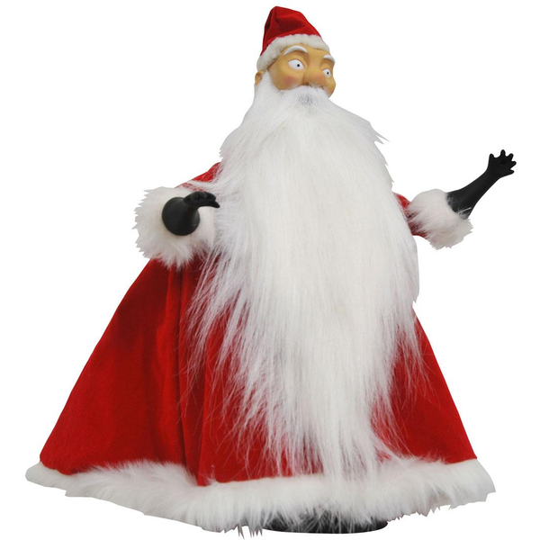 Nightmare Before Christmas Gifts Uk: Santa Claus (Nightmare Before Christmas) Doll