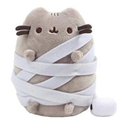 The Cat Mummy Small (GUND) Pusheen Soft Toy