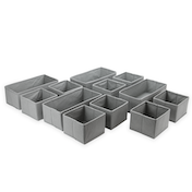 Drawer Organisers | M&W Set of 12