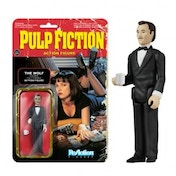 The Wolf (Pulp Fiction) Funko ReAction Figure 3 3/4 Inch