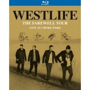 Westlife The Farewell Tour Live at Croke Park Blu-ray
