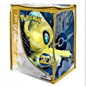 Pokemon 20th Anniversary Celebi 8 Inch Plush In A Box