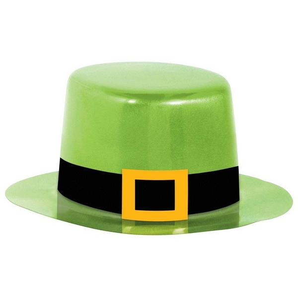 St. Patricks Day Mini Hats Paper (Pack Of 8)