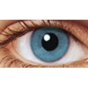 Aqua Blue 3 Month Coloured Contact Lenses (MesmerEyez Illusionz)