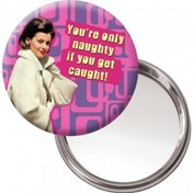 Button Mirror (Single) - You're Only Naughty*