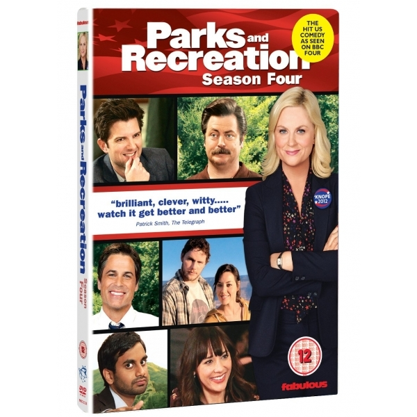 Parks And Recreation - Complete Series 4 DVD