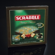 Scrabble Prestige Board Game