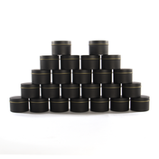 Candle Tins with Lids - Set of 24 | M&W