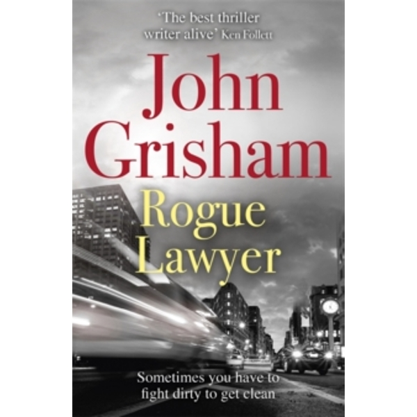Rogue Lawyer (Paperback, 2016)