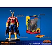 All Might Silver Age (My Hero Academia) First4Figures PVC Figure