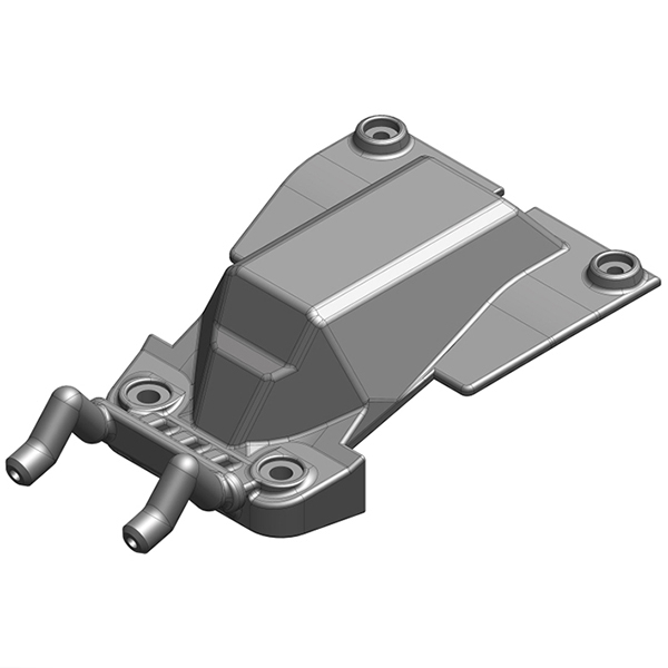 Corally Chassis Servo Cover Composite