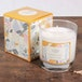 Apricot Nectar (Fragrant Orchard Collection) Glass Candle - Image 2
