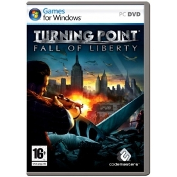 Ex-Display Turning Point Fall Of Liberty Game PC Used - Like New