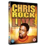 Saturday Night Live Chris Rock Live DVD