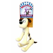 Wallace and Gromit Gromit Soft Tug Dog Toy