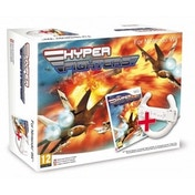 Hyper Fighters with Wheel Wii Game