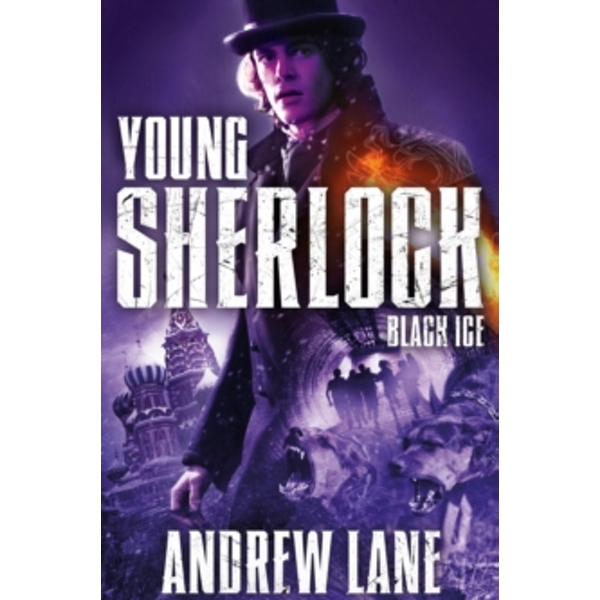 Black Ice by Andrew Lane (Paperback, 2014)