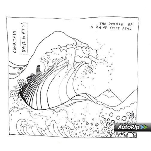 Courtney Barnett - The Double EP: A Sea of Split Peas Vinyl