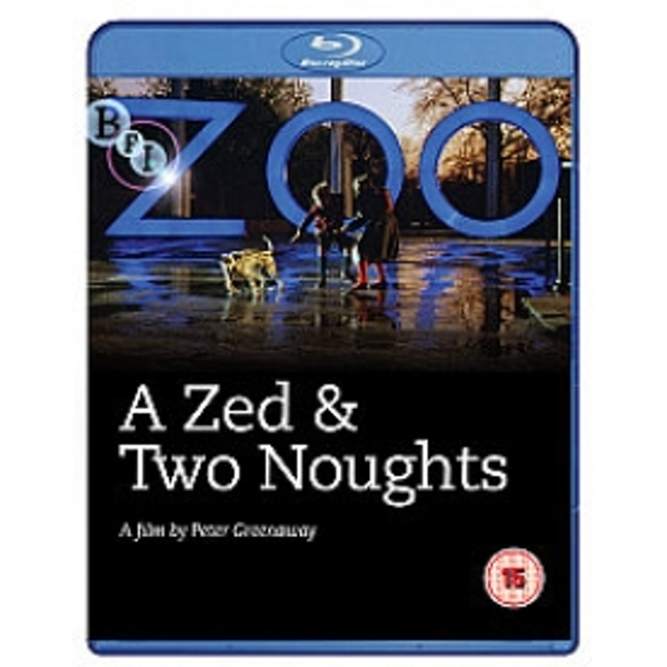 Zed & Two Noughts Blu-ray