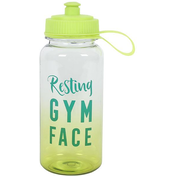 800ml Resting Gym Face Sports Bottle