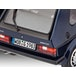 VW Golf GTi Pirelli (35 Years) 1:24 Revell Model Kit - Image 4