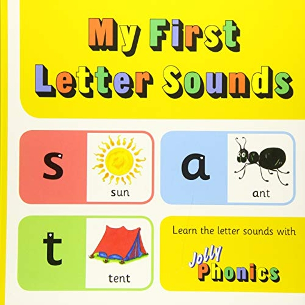 My First Letter Sounds: In Precursive Letters (BE) by Sue Lloyd, Sara Wernham (Board book, 2015)