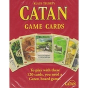 The Settlers of Catan Game Cards (5th Edition) Board Game