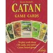 The Settlers of Catan Game Cards (5th Edition)