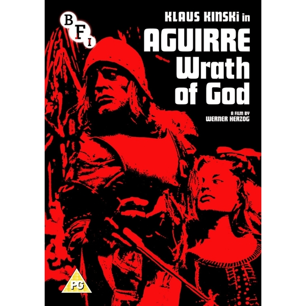 Aguirre Wrath of God DVD
