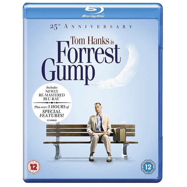 Forrest Gump - 25th Anniversary Edition Blu-ray