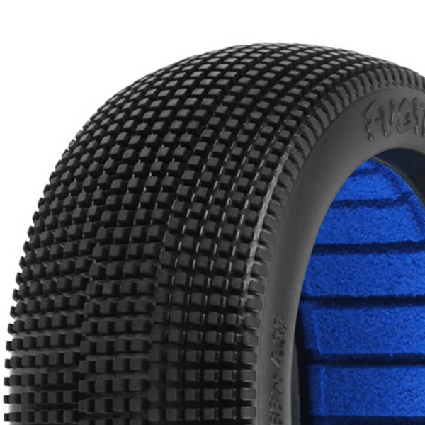 Proline 'Fugitive' S4 S/Soft 1/8 Buggy Tyres W/Closed Cell