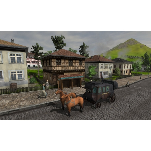 Train Fever PC Game - Image 4