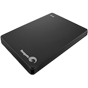 Seagate STDR1000200 1TB Backup Plus USB 3.0 2.5 Inch External Hard Drive - Black