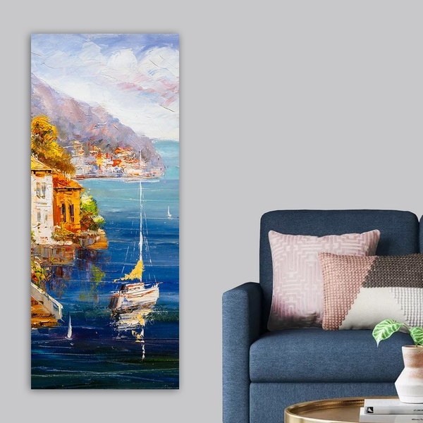 DKY2613288025_50120 Multicolor Decorative Canvas Painting