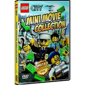 LEGO City Mini Movie DVD