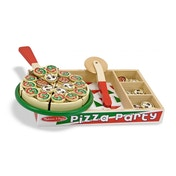 Melissa & Doug Wooden Pizza (10167)