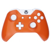 Orange & White Edition Xbox One Controller