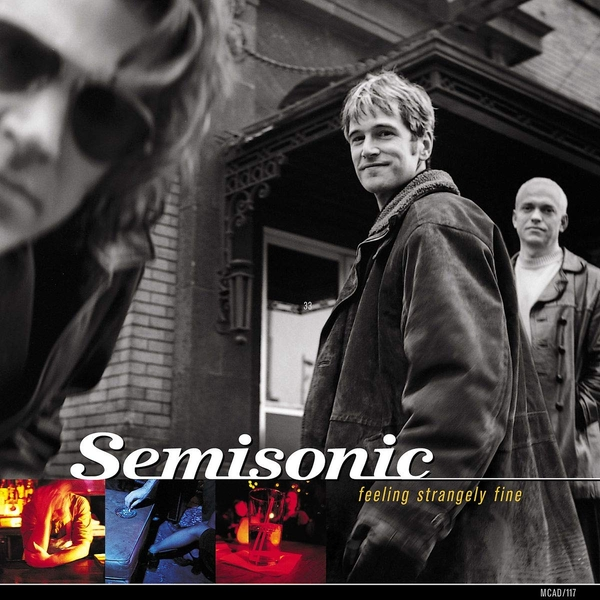 Semisonic - Feeling Strangely Fine (20th Anniversary Edition) Vinyl