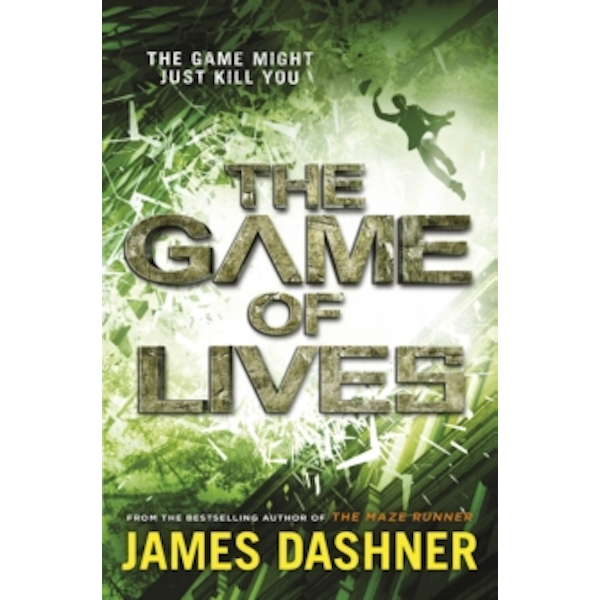 Mortality Doctrine: The Game of Lives by James Dashner (Paperback, 2015)