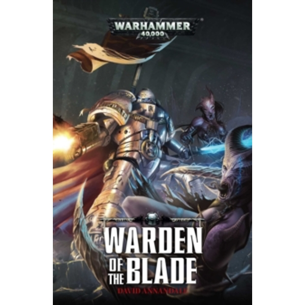Warden of the Blade : 1