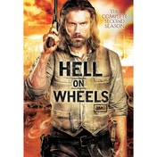 Hell On Wheels Season 2 DVD