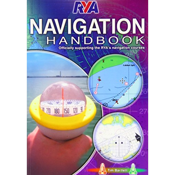 RYA Navigation Handbook by Tim Bartlett (Paperback, 2014)